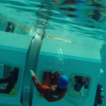 HUET-под водой